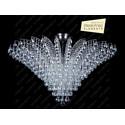 L17 555/18/1-A - Glass LPS - kryształowa lampa sufitowa