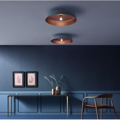 Moma W Ø60 niebieski - Oty light - plafon Oty Light 3M60W12LBC online