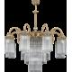 Fiore ZW-8+1N - Kutek - lampa wisząca - FIO-ZW-8+1(N) - tanio - promocja - sklep Kutek FIO-ZW-8+1(N) online