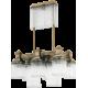 Carino ZW-9 - Kutek - lampa wisząca Kutek CAR-ZW-9(P) online