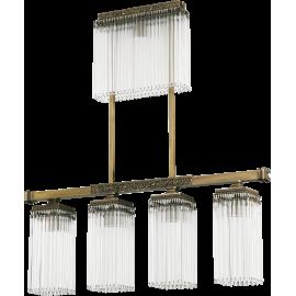 Carino ZW-4+1 - Kutek - lampa wisząca
