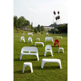 Amélie Sgabello - Slide - ławka ogrodowa