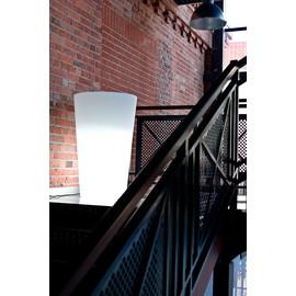 X-Pot Light 135 - Slide - doniczka podświetlana
