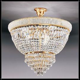Osaka Sospensione 30 - Voltolina - lampa wisząca kryształowa