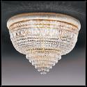 Osaka Plafoniera 40 - Voltolina - plafon klasyczny kryształowy