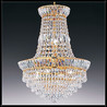 New Orleans Impero 30 - Voltolina - lampa wisząca kryształowa