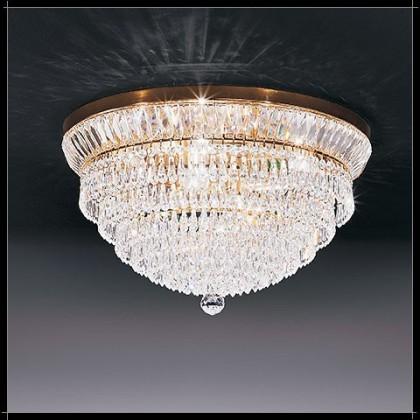 New Orleans Plafoniera 40 - Voltolina - plafon klasyczny kryształowy