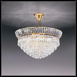 New Orleans Sospensione 30 - Voltolina - lampa wisząca kryształowa