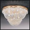 Pegaso Plafoniera 40 - Voltolina - plafon klasyczny kryształowy