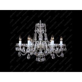 L11 801/06/1-A, Ni - Glass LPS - lampa wisząca kryształowa