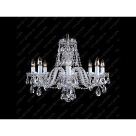 L11 801/08/1-A, Ni - Glass LPS - lampa wisząca kryształowa
