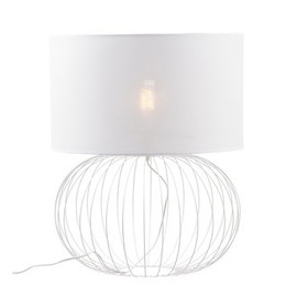 Lampa BIG BALL WHITE NR 2493 - Namat