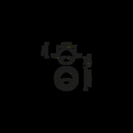 Beluga Colour D57 F01 00 - Fabbian - oprawa wpuszczana