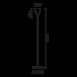 Bijou D75 C01 01 - Fabbian - lampa stojąca