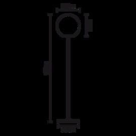 Lumi F07 C09 01 - Fabbian - lampa stojąca