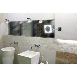 Camilla X3 podświetlane lustro łazienkowe LED