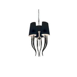 DIABLO 3 BLACK - Azzardo - lampa wisząca