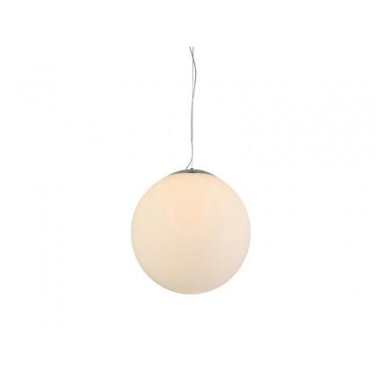 White BALL 50 - Azzardo - lampa wisząca - FLWB50WH - tanio - promocja - sklep