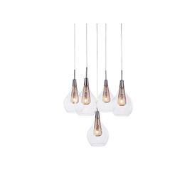 ELEKTRA 5 - Azzardo - lampa wisząca