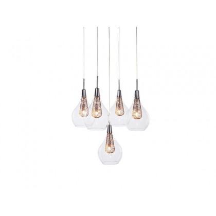 ELEKTRA 5 - Azzardo - lampa wisząca - MD15002028-5A - tanio - promocja - sklep