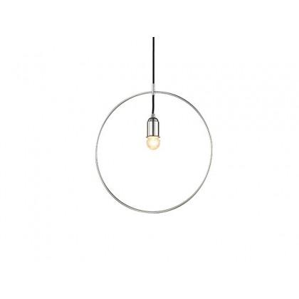 KRUG CHROME - Azzardo - lampa wisząca - DEL-2522-1CH - tanio - promocja - sklep