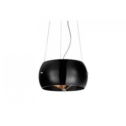 Cosmo 2 Black - Azzardo - lampa wisząca - 2901-3PB BLACK - tanio - promocja - sklep