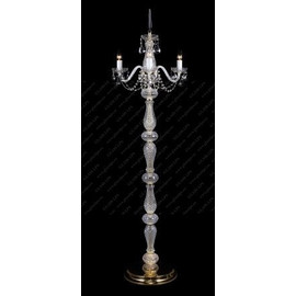 S41 006/03/1-A - Glass LPS - lampa stojąca kryształowa