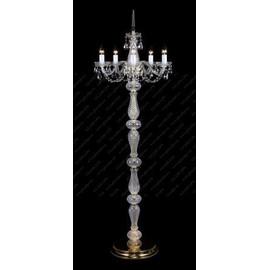 S41 006/05/1-A - Glass LPS - lampa stojąca kryształowa