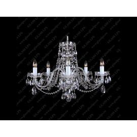 L11 801/05/1-A; Ni - Glass LPS - kryształowy żyrandol/lampa wisząca