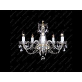 L11 006/05/1-A - Glass LPS - kryształowy żyrandol/lampa wisząca
