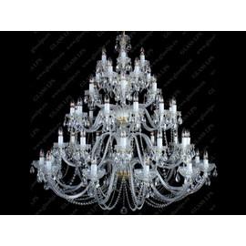 L11 006/54/1-A - Glass LPS - kryształowy żyrandol/lampa wisząca