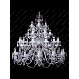 L11 801/54/1-A; Ni - Glass LPS - kryształowy żyrandol/lampa wisząca