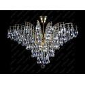L17 555/11/1-A - Glass LPS - kryształowa lampa sufitowa