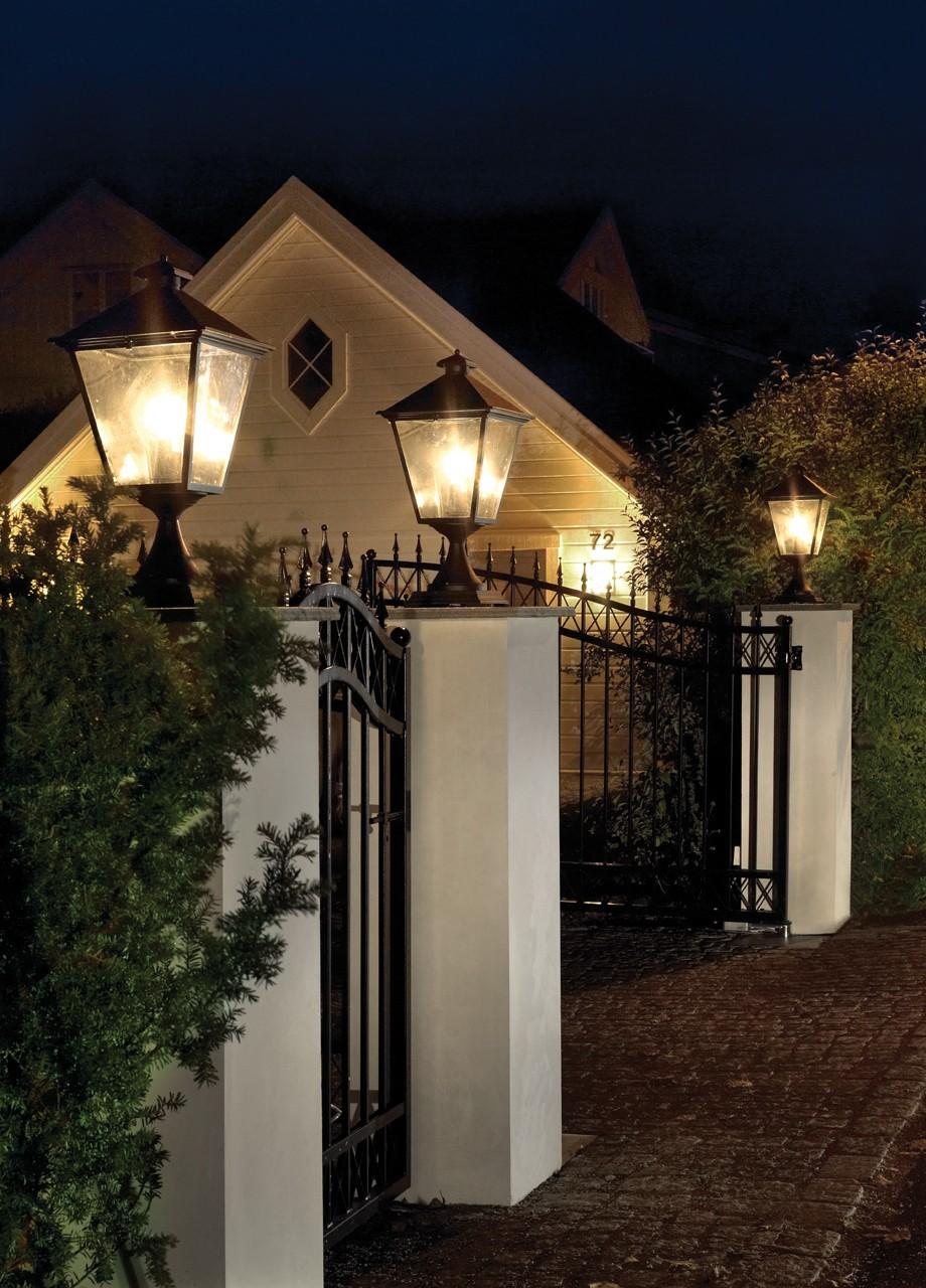 Oświetlenie do altanki ogrodowej – pamiętajmy o ścieżce, czyli jak bezpiecznie dojść!