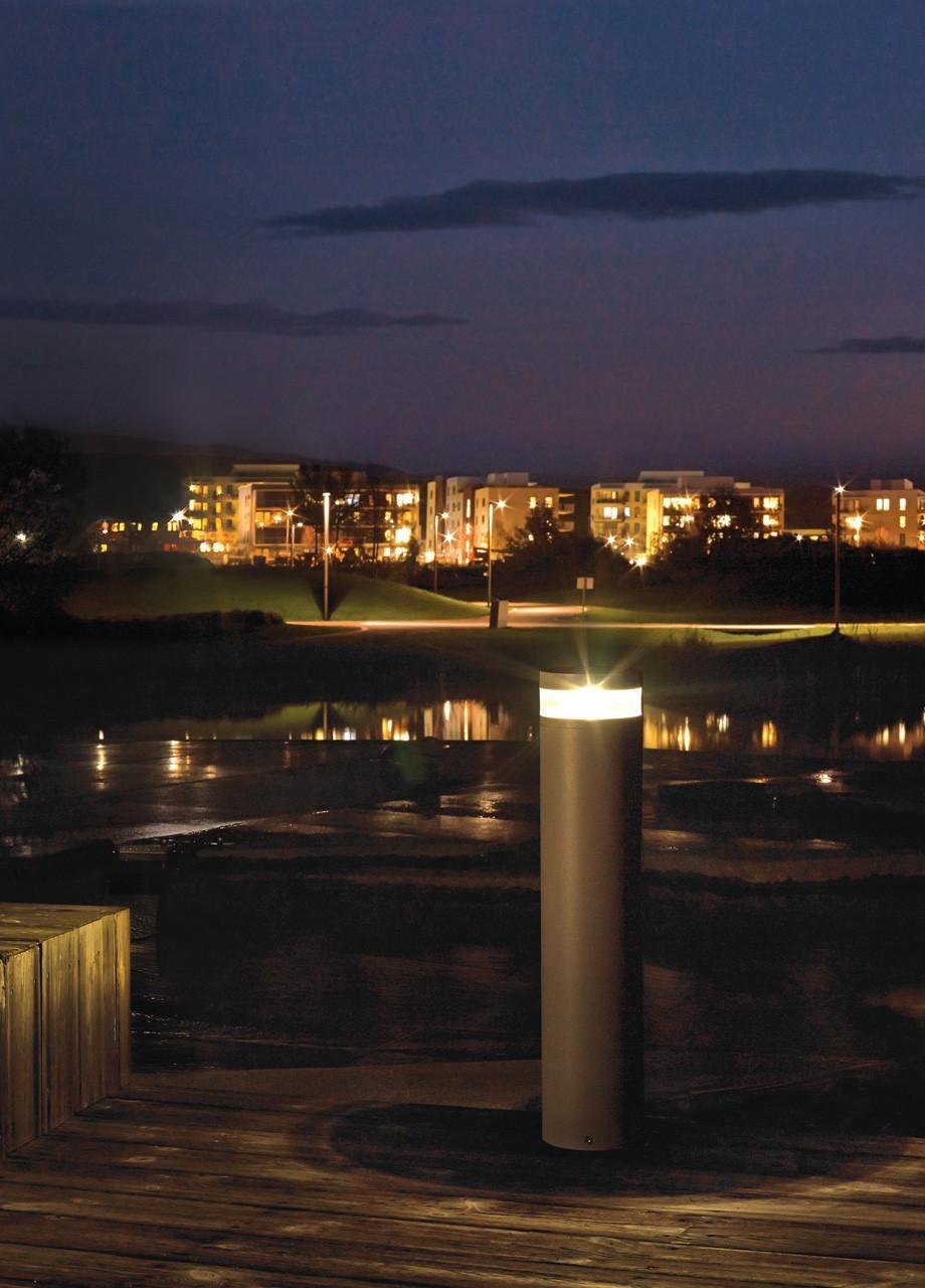 Stavanger - Norlys - lampa stojąca ogrodowa