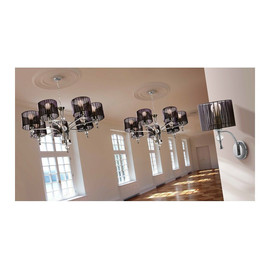 Impress White - Azzardo - lampa biurkowa