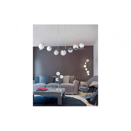 SYBILLA 6 FLOOR - Azzardo - lampa stojąca - DEL-8389-6F - tanio - promocja - sklep