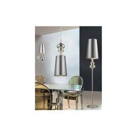 Baroco Silver - Azzardo - lampa stojąca