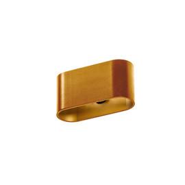 VEGA Anodised Gold - Azzardo - kinkiet