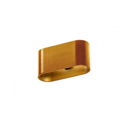 VEGA Anodised Gold - Azzardo - kinkiet - GM1121 AGO - tanio - promocja - sklep