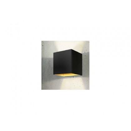 MARS black/gold - Azzardo - kinkiet - GM1109 BK/GO - tanio - promocja - sklep