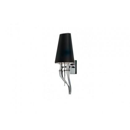 DIABLO BLACK - Azzardo - kinkiet - AB8074-1S BL - tanio - promocja - sklep
