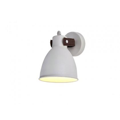 TESSIO WALL - Azzardo - kinkiet - 2653-1X WH - tanio - promocja - sklep