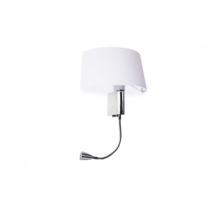 AMADEO LED OVAL WHITE - Azzardo - kinkiet - SN-6314O-LED - tanio - promocja - sklep