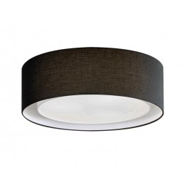 MILO BLACK - Azzardo - plafon/lampa sufitowa