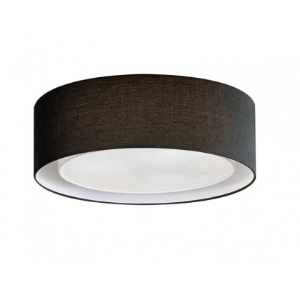 MILO BLACK - Azzardo - plafon/lampa sufitowa - MX2295-M-BZ - tanio - promocja - sklep