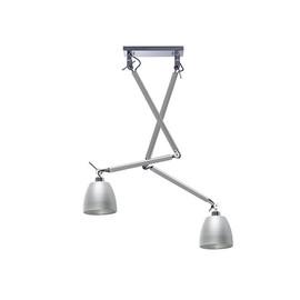 ZYTA 2 S PENDANT ALU - Azzardo - plafon/lampa sufitowa