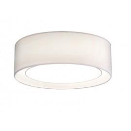 MILO WHITE - Azzardo - plafon/lampa sufitowa