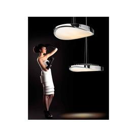 Circulo 58 Chrom - Azzardo - plafon/lampa sufitowa