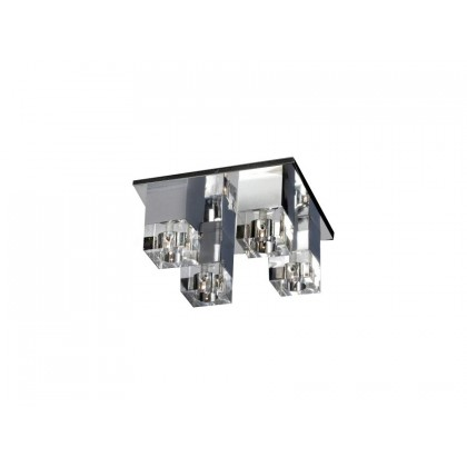 Box 4 - Azzardo - plafon/lampa sufitowa - MX8515-4 - tanio - promocja - sklep